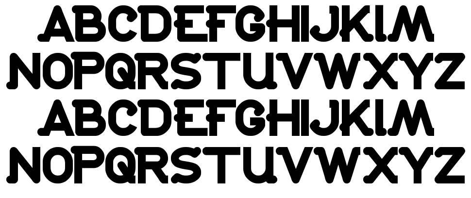 Antariksa font