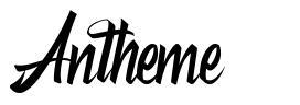 Antheme