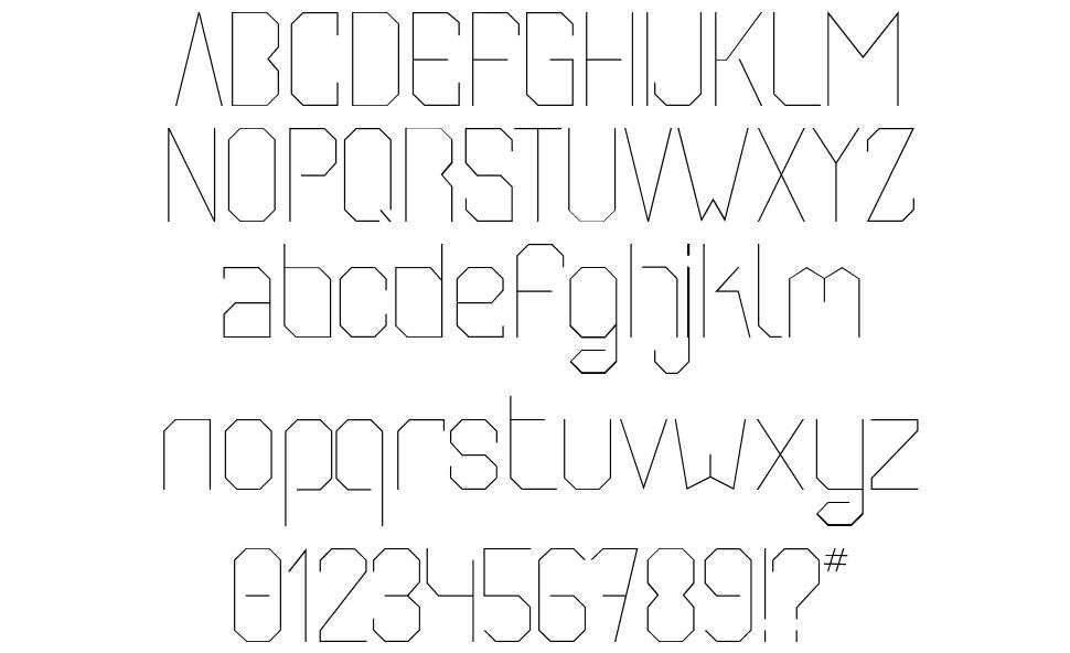 Anxiolytic font