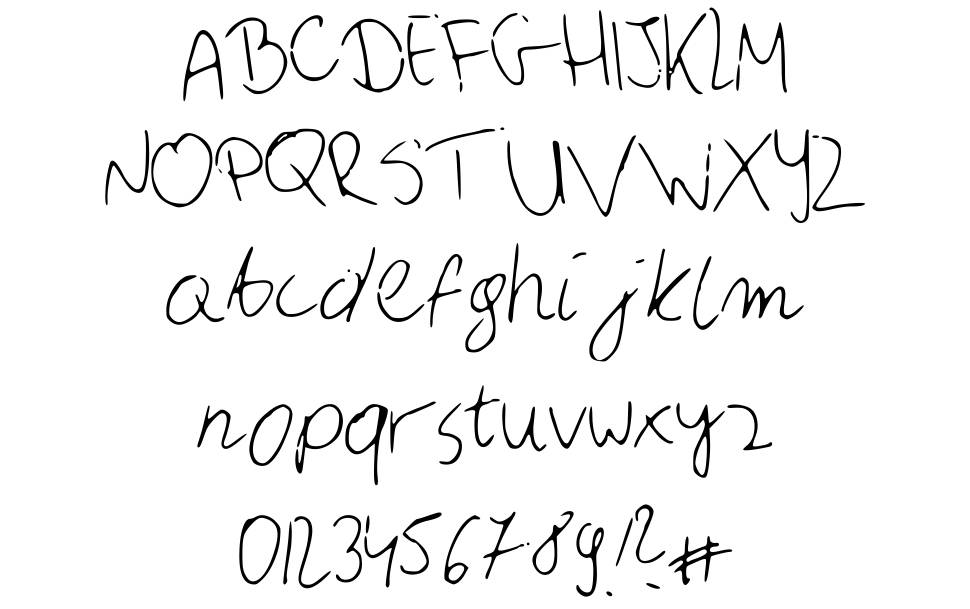 Applause font