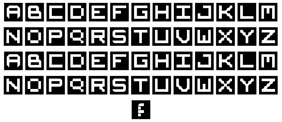 Areo font