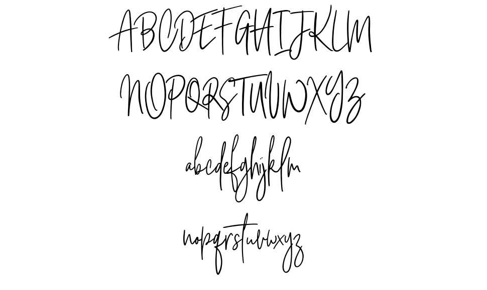 Argents font