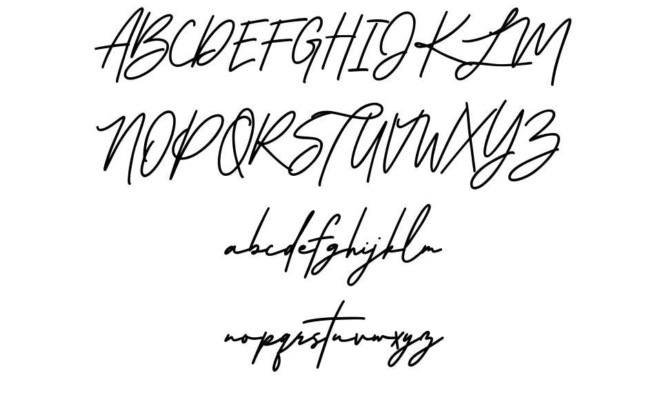 Arlobuns font