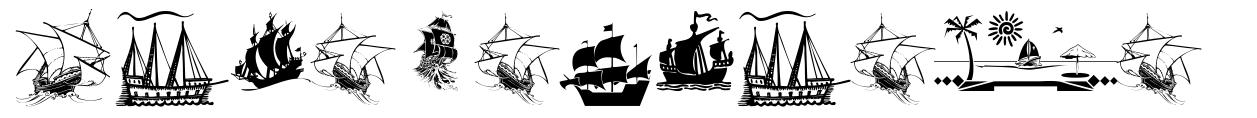 Armada Pirata police