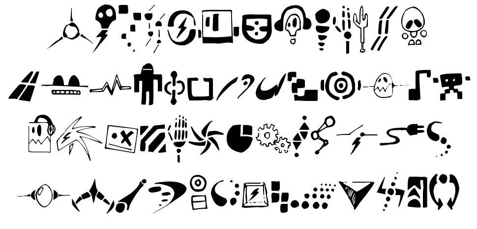 Artefekt font