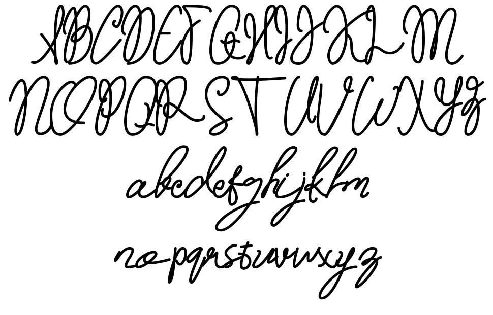 Artgila Satte font