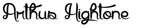 Arthus Hightone