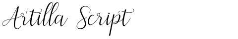 Artilla Script