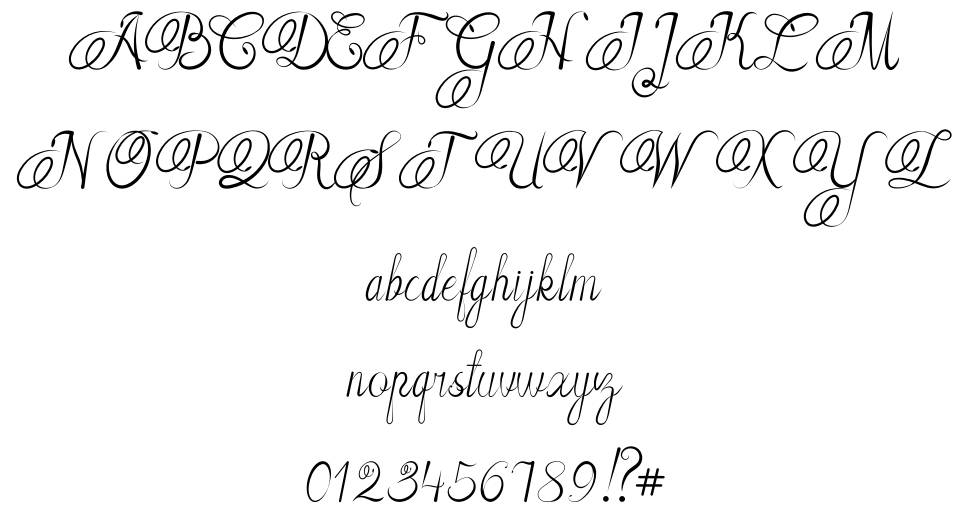Arully font