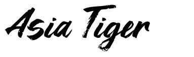 Asia Tiger
