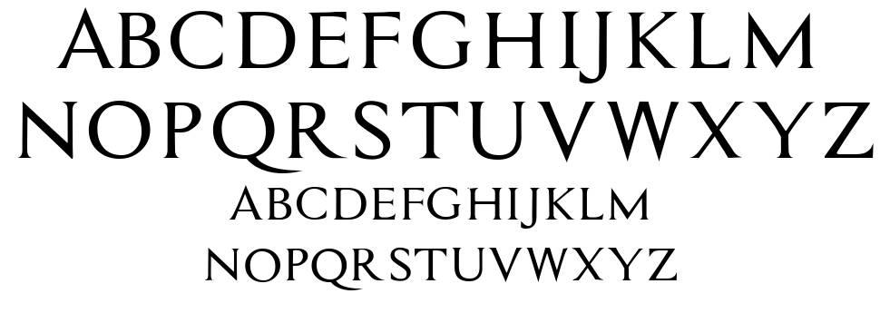 Assassin font