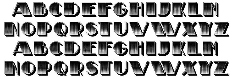 Asshole font