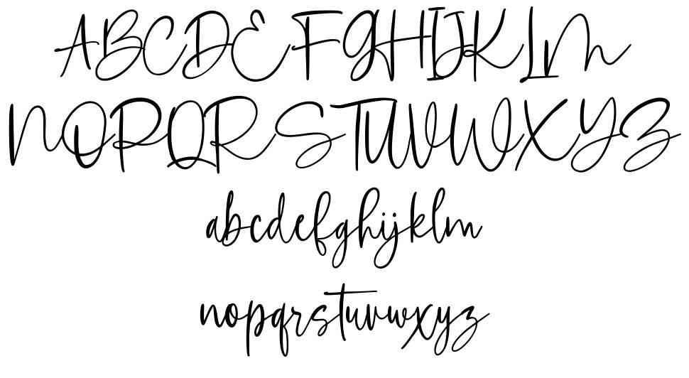 Asterikats font