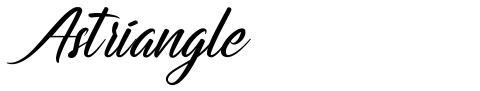 Astriangle