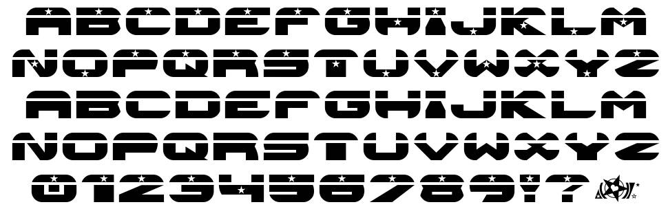 Astroneo font