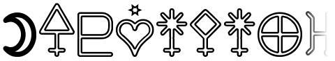 Astronomic Signs St