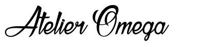 Atelier Omega font