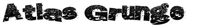 Atlas Grunge font