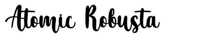 Atomic Robusta