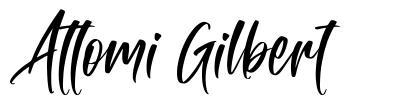 Attomi Gilbert