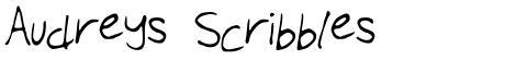 Audreys Scribbles