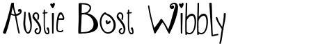 Austie Bost Wibbly