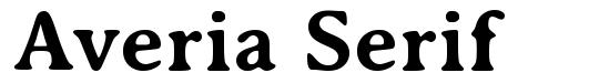 Averia Serif