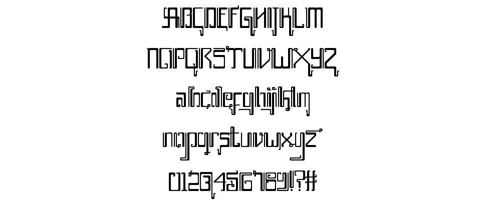Awesome Java Regular font