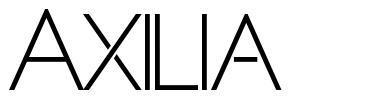 Axilia font