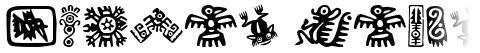 Aztecs Icons