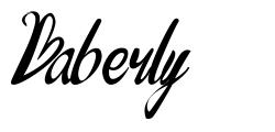 Baberly