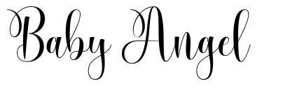 Baby Angel font