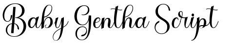 Baby Gentha Script