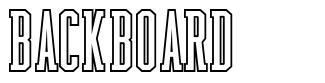 Backboard police