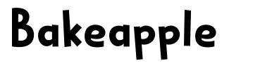 Bakeapple