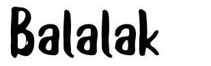 Balalak