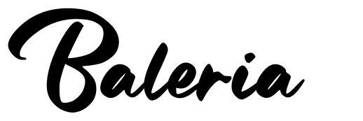 Baleria