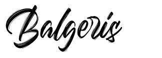 Balgeris