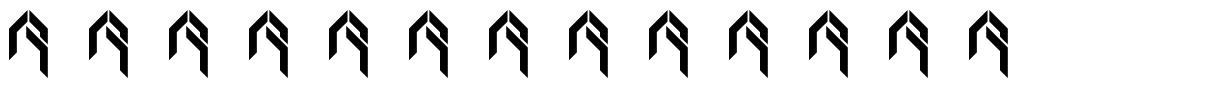 Bambu Runcing font