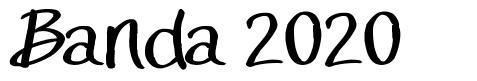 Banda 2020 fonte