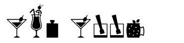 Bar Book font