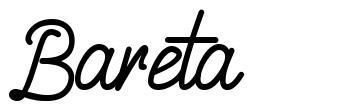 Bareta