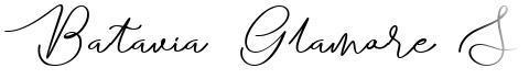 Batavia Glamore Script
