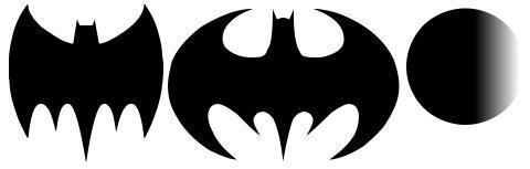 Batman Evolution Logo