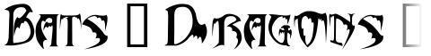 Bats & Dragons - Abaddon