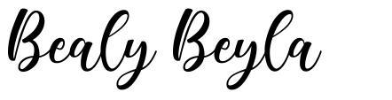 Bealy Beyla fuente