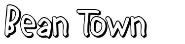 Bean Town шрифт