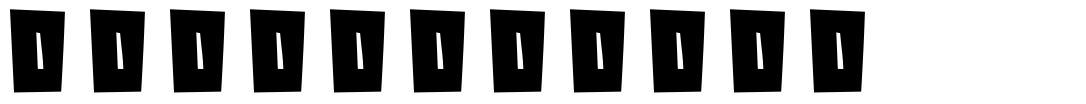 Beanesdrock font