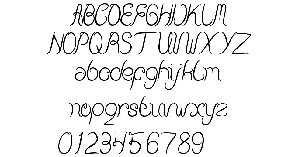 Beauty And The Best font