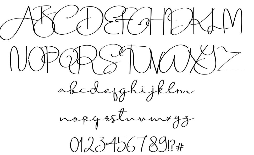 Beauty Dream font